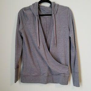 Tek Gear wrap sweater